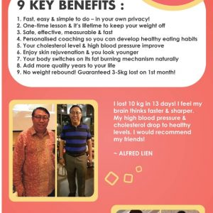 Detox and Lose Weight Program