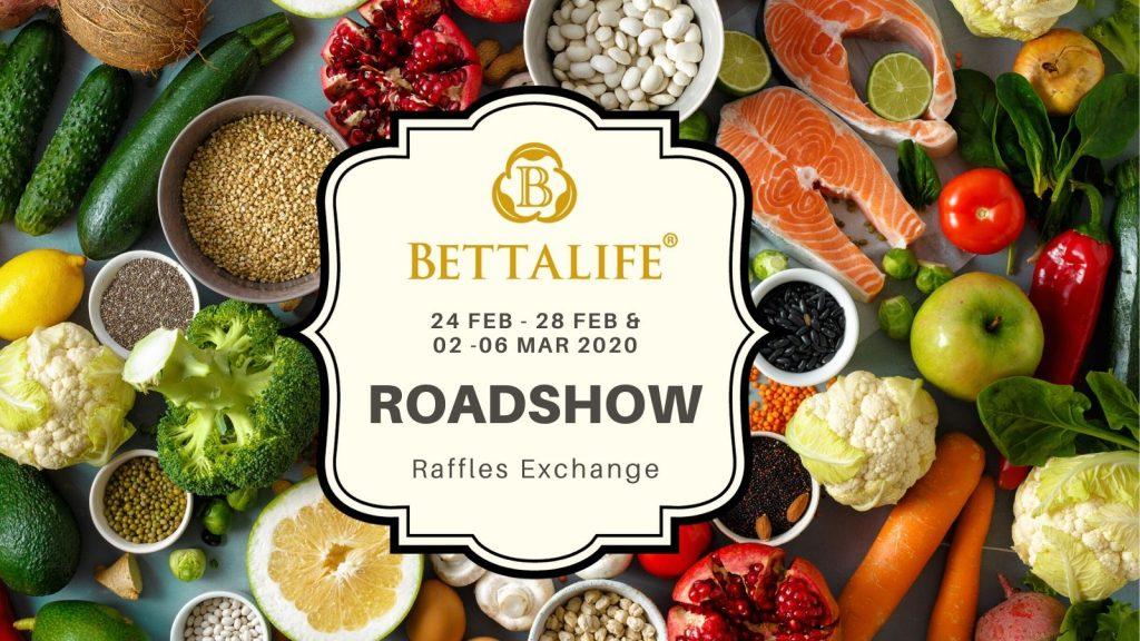 Raffles Roadshow